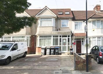 Thumbnail 3 bed terraced house for sale in Ashcombe Park, Neasden