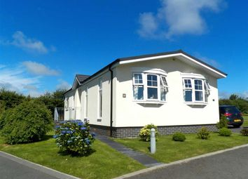 Thumbnail 2 bed mobile/park home for sale in Scamford Park, Camrose, Haverfordwest