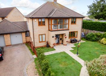 Thumbnail 4 bed detached house for sale in Woodwalton, Huntingdon, Cambridgeshire