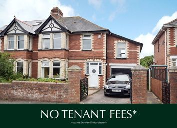 4 bed semi-detached house to rent in Sweetbrier Lane, Exeter EX1