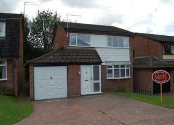 Thumbnail 3 bed detached house for sale in Cowley Way, Kilsby, Northamptonshire