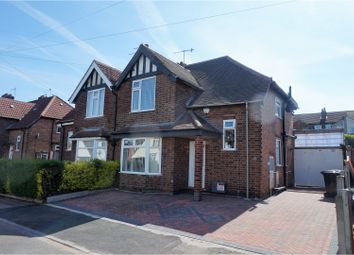 Thumbnail 3 bed semi-detached house for sale in Edward Street, Nottingham