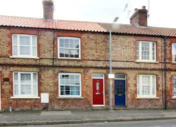 Thumbnail 2 bed terraced house for sale in Bridge Street, Driffield, East Yorkshire