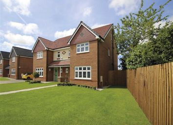 Thumbnail 4 bedroom semi-detached house for sale in 'the Epsom' Preston Lancaster New Road, Garstang, Preston