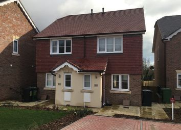 Thumbnail 2 bed semi-detached house to rent in Rossetti Gardens, St. Leonards-On-Sea