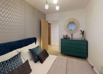 Thumbnail 3 bed flat for sale in Broomfield Street, London