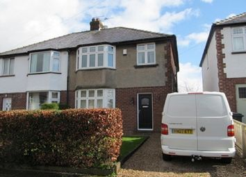 Thumbnail 3 bed terraced house to rent in Croft Road, Stanwix, Carlisle
