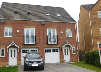 Thumbnail 3 bed semi-detached house for sale in Eshlands Brook, Barnsley