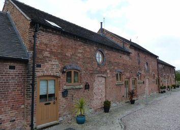Thumbnail 3 bedroom barn conversion to rent in Jack Lane, Weston, Crewe