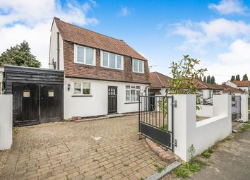 Thumbnail 4 bedroom detached house for sale in West Gardens, Epsom