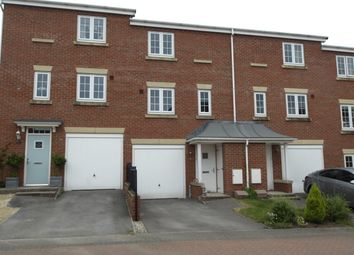 Thumbnail 3 bed town house for sale in Inchburn Crescent, Penistone, Sheffield, South Yorkshire