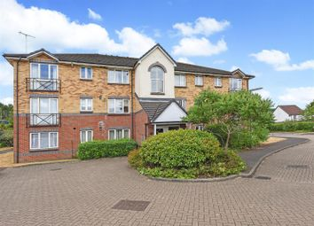 Thumbnail 2 bed flat for sale in Parry Drive, Weybridge