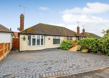 Thumbnail 2 bed semi-detached bungalow for sale in Ethelred Gardens, Runwell, Wickford