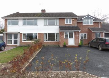 Thumbnail 3 bed terraced house to rent in Nursery Road, Alresford