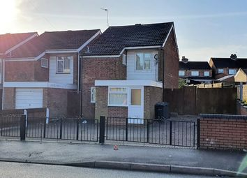 Thumbnail 3 bed detached house for sale in Albion Road, Handsworth, Birmingham