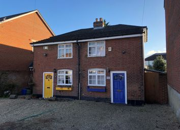 Thumbnail 2 bedroom semi-detached house for sale in Avenue Road, Inner Avenue, Southampton