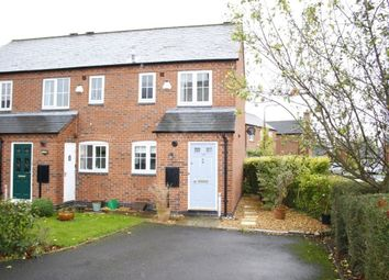 Thumbnail 2 bed property to rent in Shotwood Close, Rolleston On Dove, Burton Upon Trent, Staffordshire