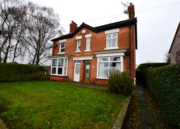 Thumbnail 2 bed semi-detached house for sale in Shrewsbury Road, Market Drayton