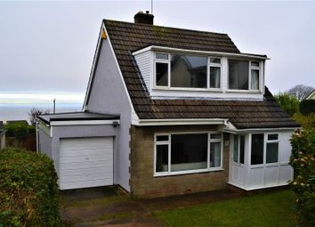 Thumbnail 3 bed detached house for sale in Down Close, Portishead