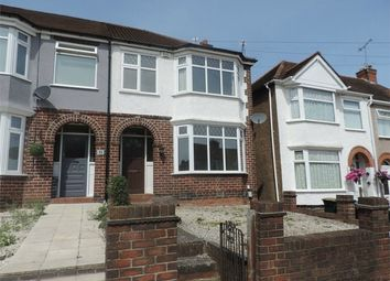 Thumbnail 3 bedroom end terrace house to rent in Cranford Road, Chapelfields, Coventry, West Midlands