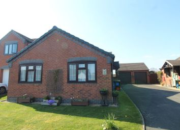 Overton Road, St Martins, Oswestry SY11. 3 bed detached bungalow for sale