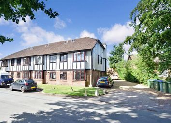 Thumbnail 2 bed flat for sale in Nightingale Lane, Storrington, West Sussex