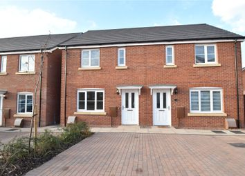 Thumbnail 3 bed semi-detached house for sale in Fox Avenue, Droitwich Spa, Worcestershire