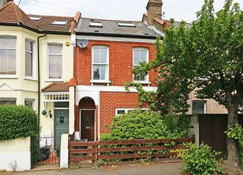 Thumbnail 3 bed terraced house for sale in Devonshire Road, Colliers Wood, London