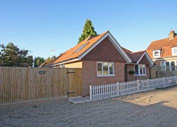 Thumbnail 2 bedroom detached bungalow for sale in Hawkhurst Road, Cranbrook