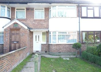 Thumbnail 3 bed terraced house for sale in George V Way, Perivale, Greenford, Middlesex
