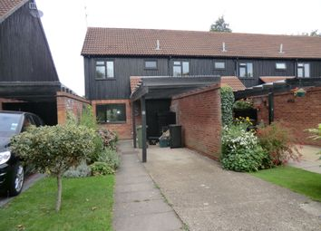 Thumbnail 2 bed end terrace house to rent in Old Sopwell Gardens, St Albans