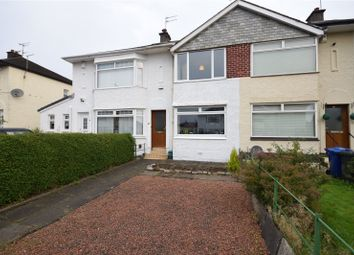 Thumbnail 2 bedroom terraced house for sale in Dunchurch Road, Paisley, Renfrewshire