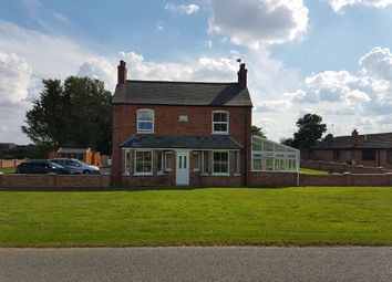 Thumbnail 4 bed detached house to rent in Fen Road, Ruskington