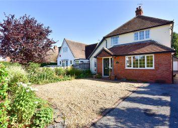 Thumbnail 4 bed detached house for sale in Shortheath Crest, Farnham, Surrey