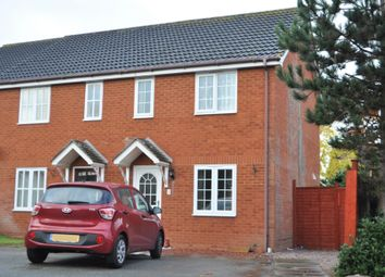 Thumbnail 2 bedroom end terrace house for sale in Stammers Place, Kesgrave