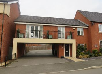 Thumbnail 2 bed property for sale in Aspen Road, Rugby