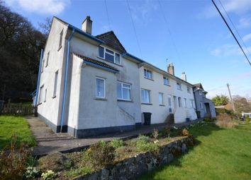 Thumbnail 2 bedroom end terrace house to rent in Hazel Crest, Hennock, Bovey Tracey, Newton Abbot