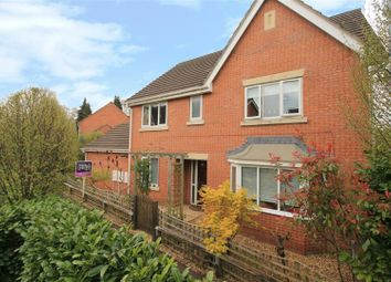 Thumbnail 4 bed detached house for sale in Peacocks Field Walk, Hereford