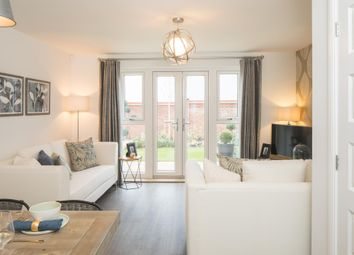 "Thumbnail 3 bed semi-detached house for sale in ""Norbury"" at Kentidge Way, Waterlooville"