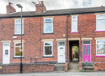 Thumbnail 2 bed terraced house for sale in Harvey Clough Road, Sheffield