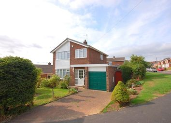 Thumbnail 3 bed detached house for sale in Monyash Way, Belper