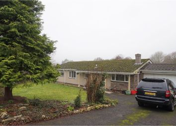 Thumbnail 4 bed detached bungalow for sale in Kynnersley Lane, Shrewsbury