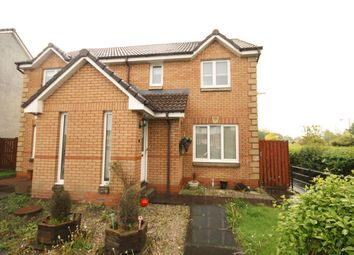 Thumbnail 2 bed semi-detached house for sale in Armour Mews, Larbert