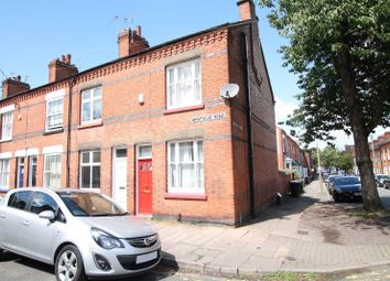 Thumbnail 2 bedroom terraced house for sale in Montague Road, Clarendon Park, Leicester