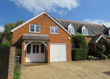 Thumbnail 4 bed detached house for sale in Oxford Road, Sutton Scotney, Winchester
