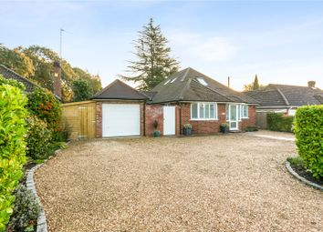 Thumbnail 4 bedroom bungalow for sale in Seymour Plain, Marlow, Buckinghamshire