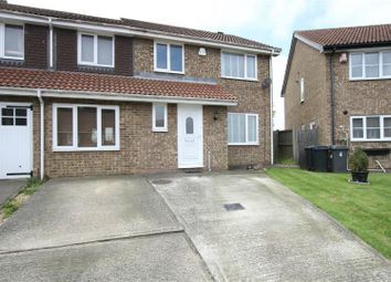 Thumbnail 4 bedroom semi-detached house for sale in Manor Close, Canterbury