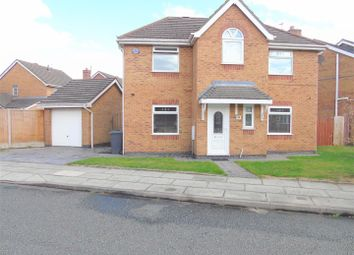 Thumbnail 4 bed detached house for sale in Satinwood Crescent, Melling, Liverpool