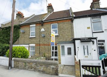 Thumbnail 2 bed terraced house for sale in West Dumpton Lane, Ramsgate