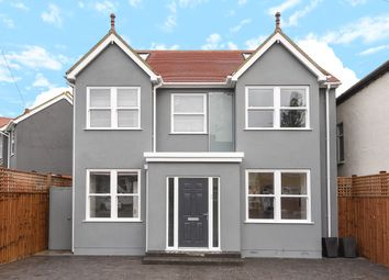 Thumbnail 5 bed detached house for sale in Seaforth Avenue, New Malden